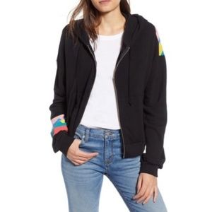 Wildfox NWT Spectrum Marquis Hoodie